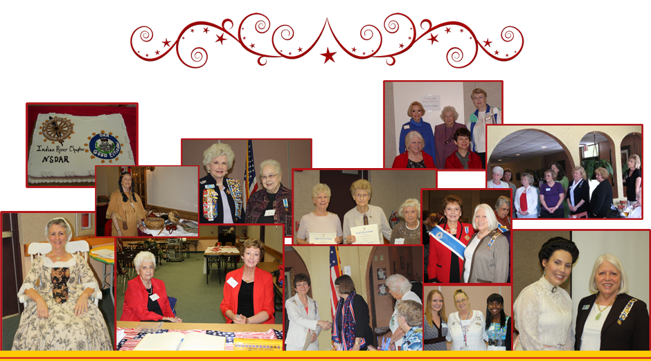 Members at various events